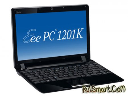 Asus Eee 1201K |    AMD