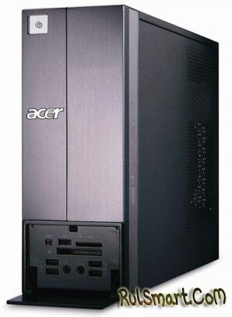 Aspire X5950 и X3950 – настольные ПК от Acer