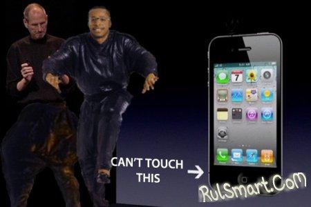 iPhone 4 по следам iPad или выявление первых проблем после релиза