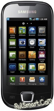 Samsung i5800 Galaxy 3 | Уже в Германии