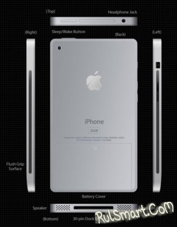 Владельцы iPhone 4 получают письма из прошлого