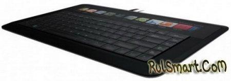 Microsoft Adaptive Keyboard – клавиатура + тачскрин
