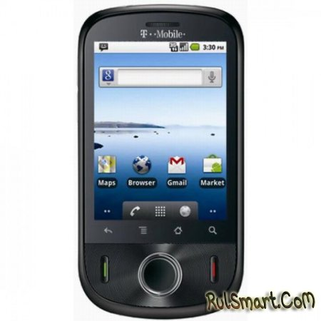 T-Mobile Comet | Бюджетный Android-коммуникатор
