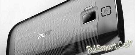 Acer – смартфон-планшет или гигант на Android'e
