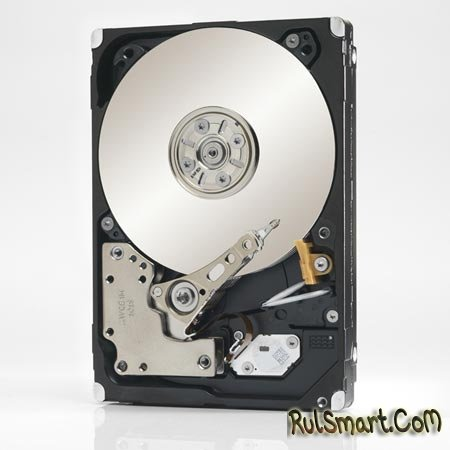 Seagate выпускает HDD объемом до 1 ТБ