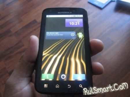 Новая подборка фотографий Motorola Olympus