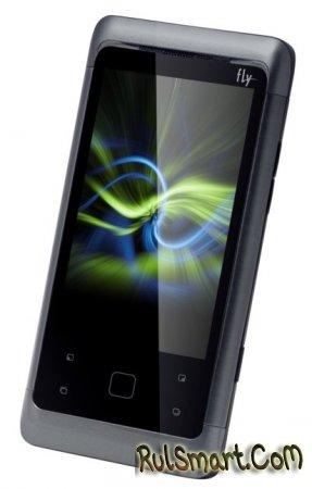 Fly E146 - свежий тачфон для молодежи
