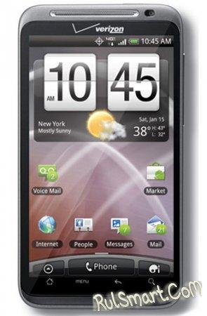 HTC Thunderbolt анонсирован официально на CES 2011