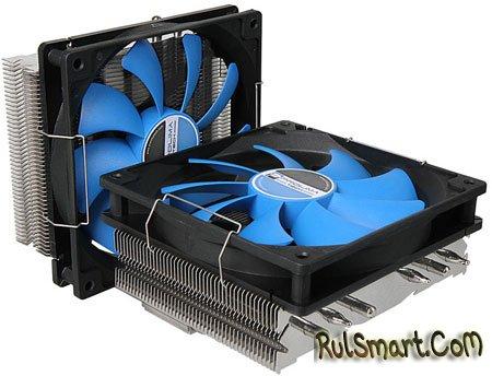 Prolimatech представляет систему охлаждения Genesis