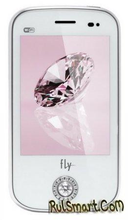 Fly E181 Sophie – очередной дамский телефон