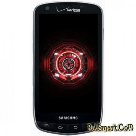 Samsung Droid Charge анонсирован официально