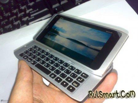 Nokia N9 на сайте FCC