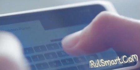 Засвет Nokia N9 в рекламном ролике