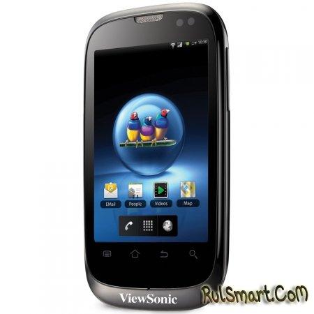ViewSonic V350 – коммуникатор с двумя сим-картами