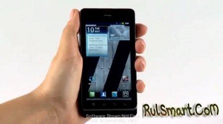 Motorola Droid 3 на видео