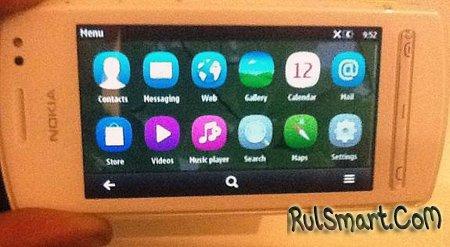 Шпионские фотографии Nokia N5 или Nokia опять в строю