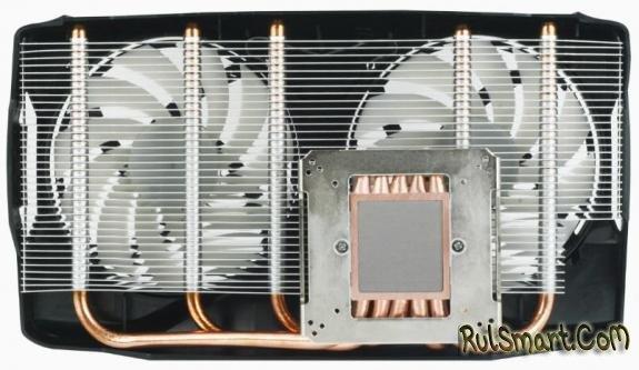 VGA-кулер Accelero Twin Turbo II