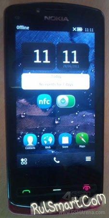 Очередной засвет от Nokia: Nokia 700