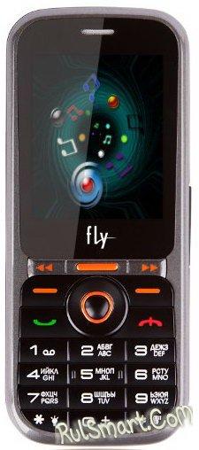 Fly MC165 - бюджетный телефон
