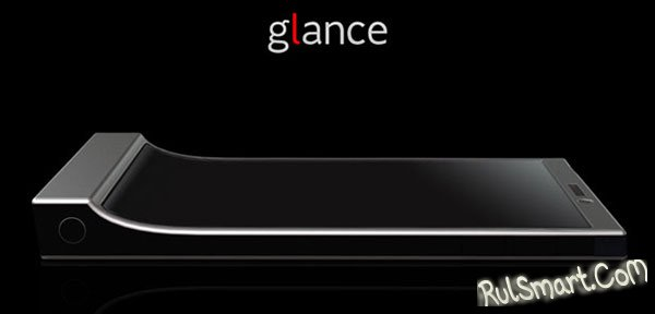 Концепт смартфона Glance