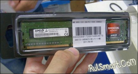 AMD     DDR3