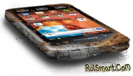 Samsung анонсирует защищенный смартфон Galaxy Xcover