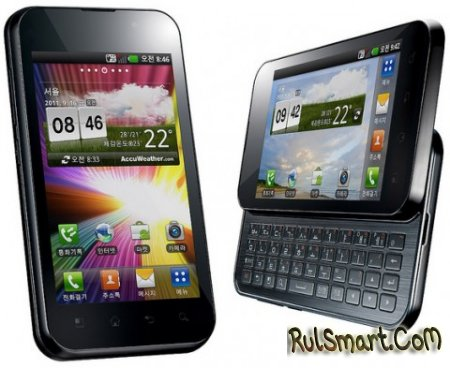 LG Optimus Q2 � QWERTY-�����������