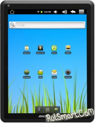 Archos Arnova 9 G2 :  Android-