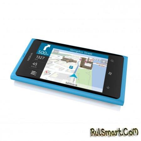 Nokia Lumia 800 : история дизайна