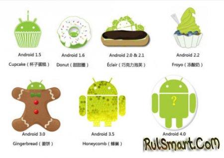 Исходный код Android 4.0.1 - опубликован