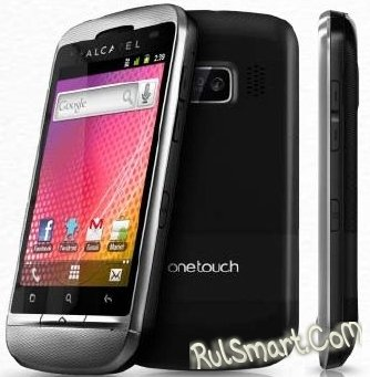 Alcatel One Touch 918 на Android 2.3 Gingerbread