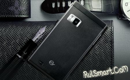 Fujitsu Arrows ES IS12F : самый тонкий смартфон на Android