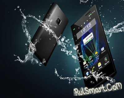 Panasonic Eluga : защищённый Android-смартфон