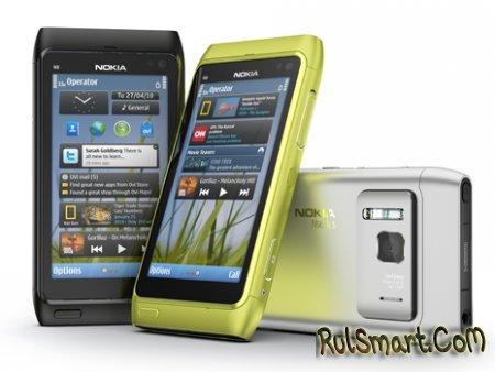 Belle FP2 для Nokia N8