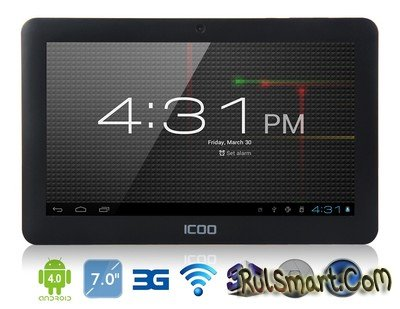 ICOO D50W - Android-  93.95$
