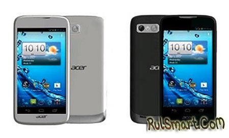 Acer Liquid Gallant Duo: бюджетник на 2 SIM-карты