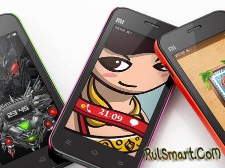Xiaomi MI-2: четырёхъядерный смартфон за $300