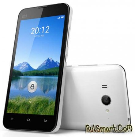 Xiaomi Mi-Two официально представлен