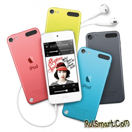iPod touch 5G: лучшее устройство на конференции Apple