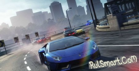 Need for Speed: Most Wanted для Android будет доступен 30 октября