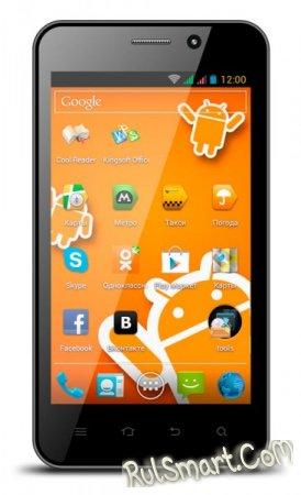 Digma iDx5 - недорогой планшетофон