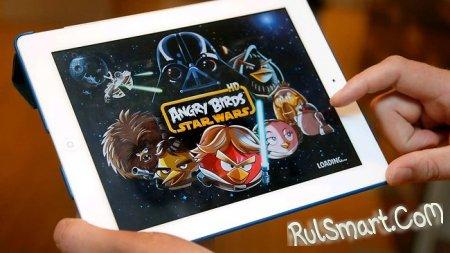 Опубликован трейлер Angry Birds Star Wars