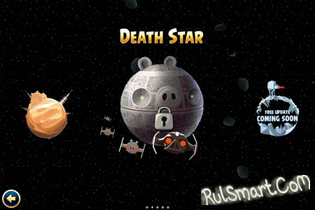 Angry Birds Star Wars: официальный релиз