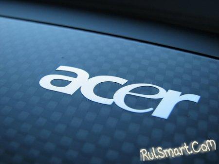 Acer Iconia Tab A220: первая информация