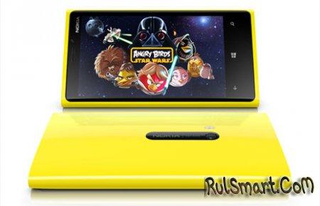 Angry Birds Star Wars вышла для Windows Phone