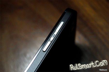 BlackBerry London «засветился» на фото и видео