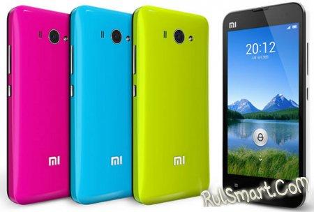 Xiaomi Mi-3 получит Full HD-дисплей и Tegra 4