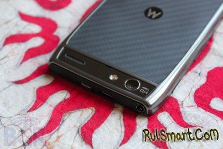 Motorola готовит смартфон Phone X и планшет Tablet X