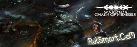 Codex The Warrior - первая игра для Tegra 4