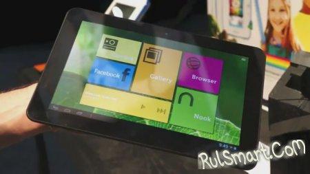 CES 2013: флагманский и бюджетный планшеты от Polaroid